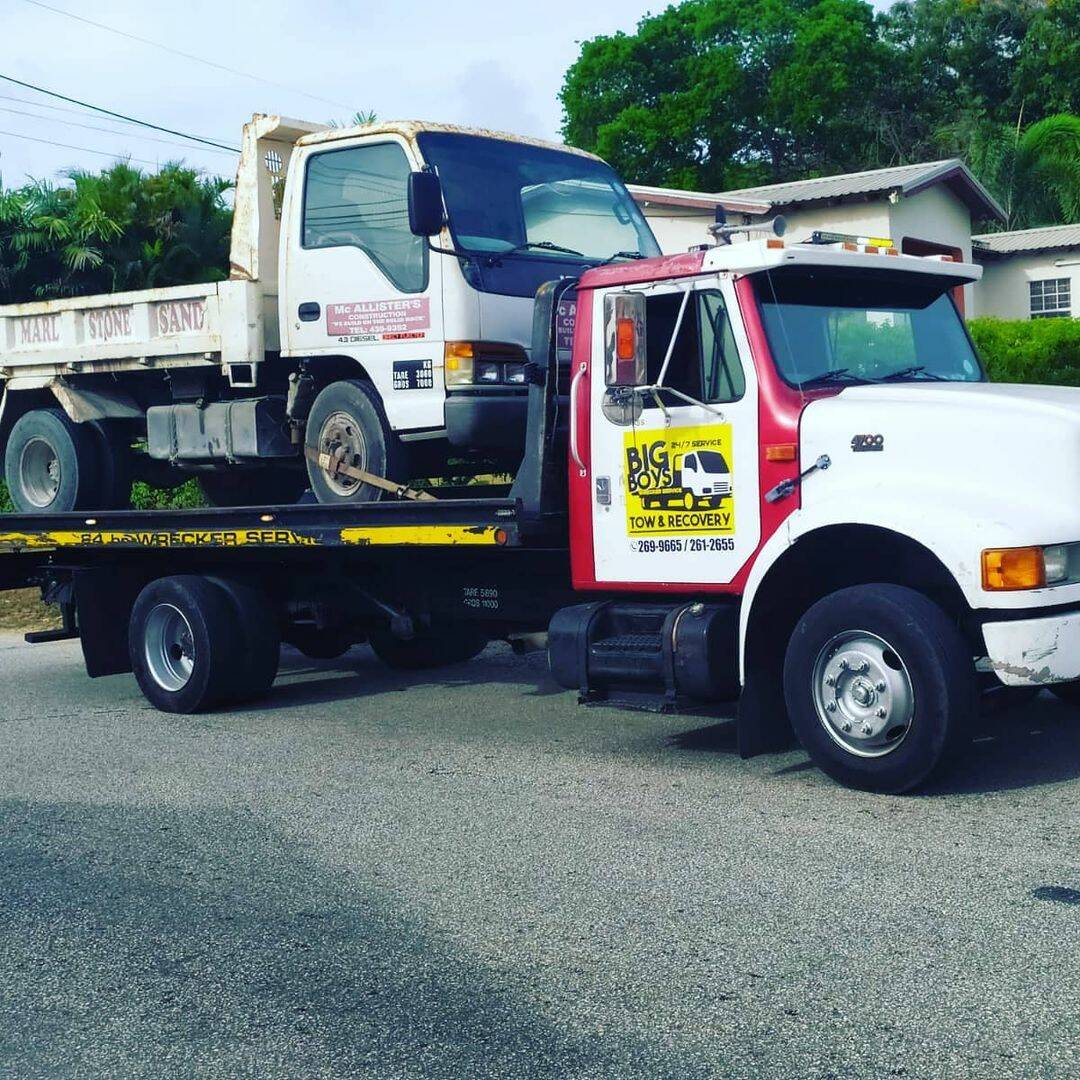 Big Boys Tow and Recovery Barbados